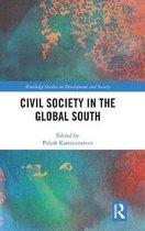 Boek cover Civil Society in the Global South van
