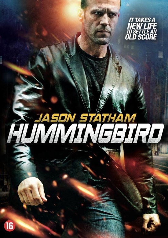 Cover van de film 'Hummingbird'