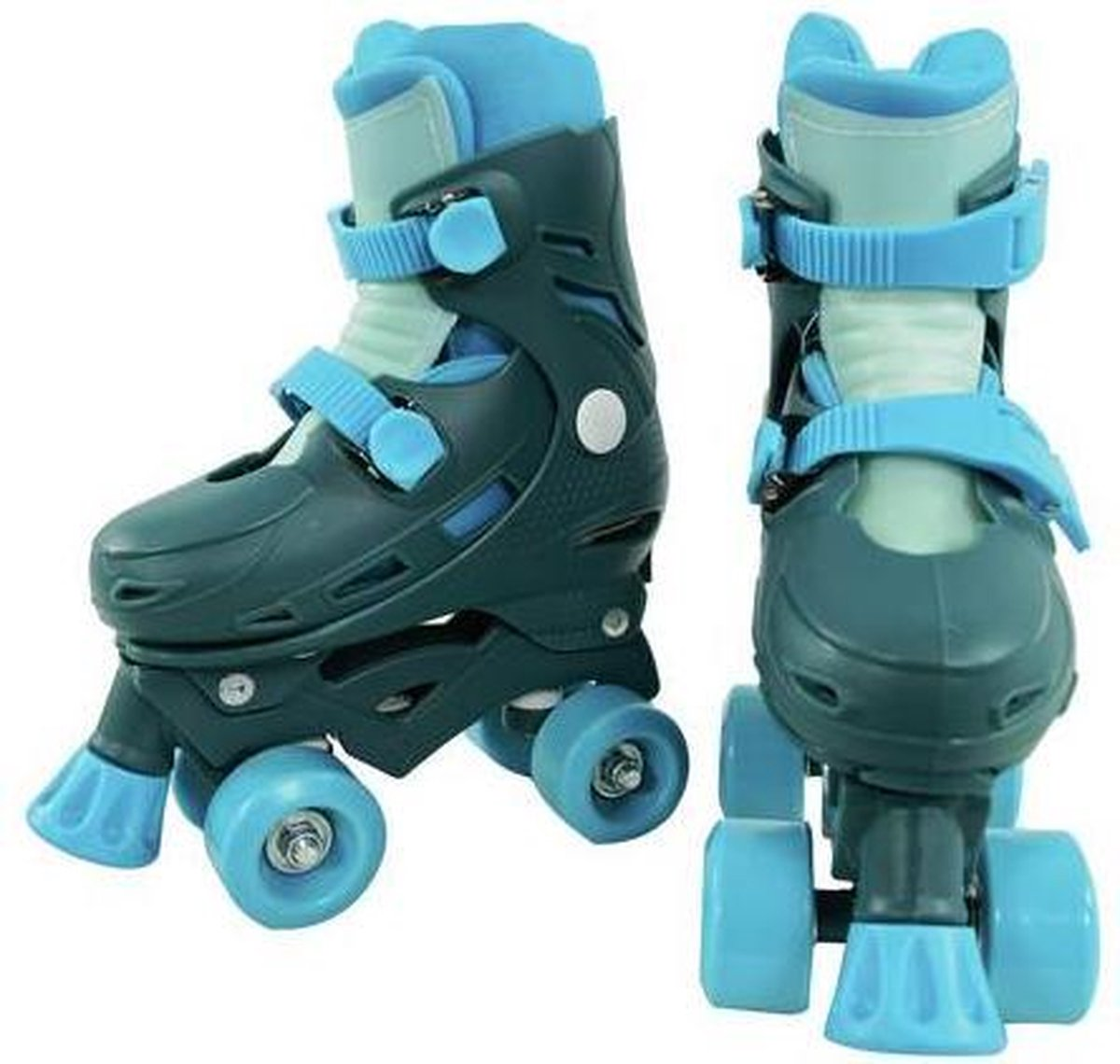Chad Valley retro rolschaatsen | Quad Skates M10-13