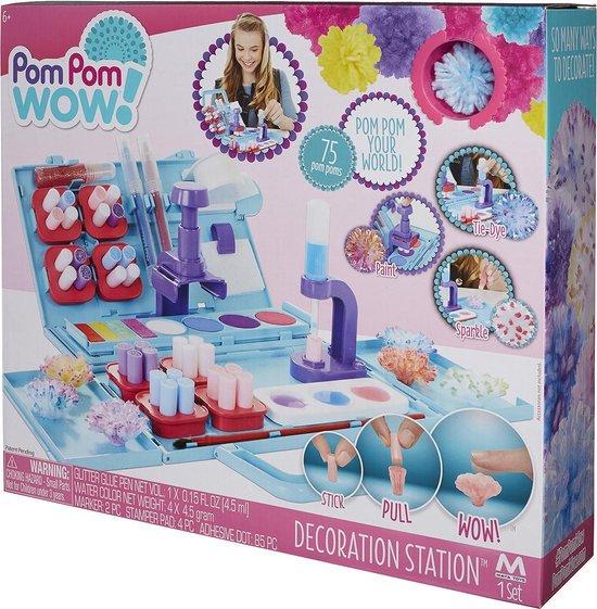 Pom Pom Wow Decoration Station - Knutselpakket