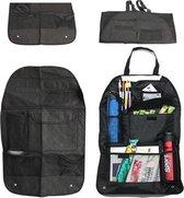 aa Commerce - Autostoel Organizer Premium Compact -zwart