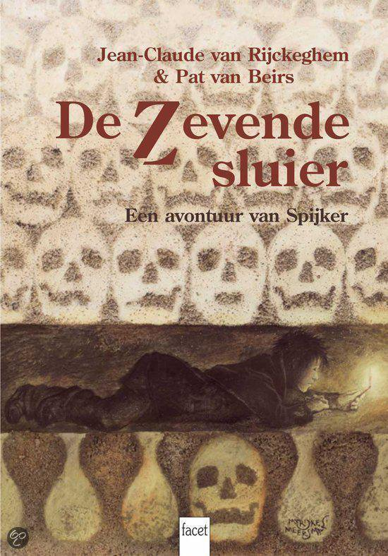 De Zevende Sluier - Jean-Claude van Rijckeghem  