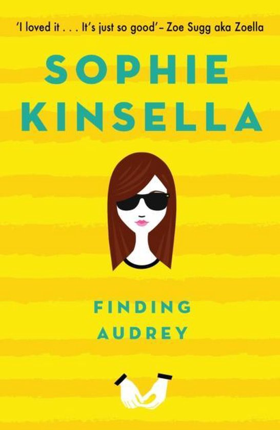 Omslag van Finding Audrey