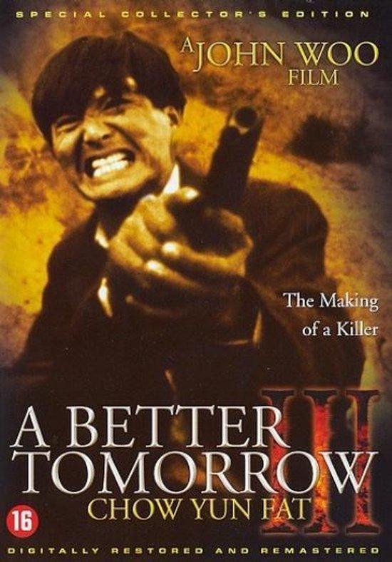 Cover van de film 'Hong Kong Legends - A Better Tomorrow III'