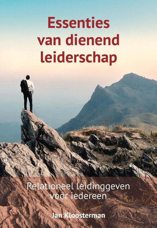 Essenties van dienend leiderschap - Jan Kloosterman | Readingchampions.org.uk