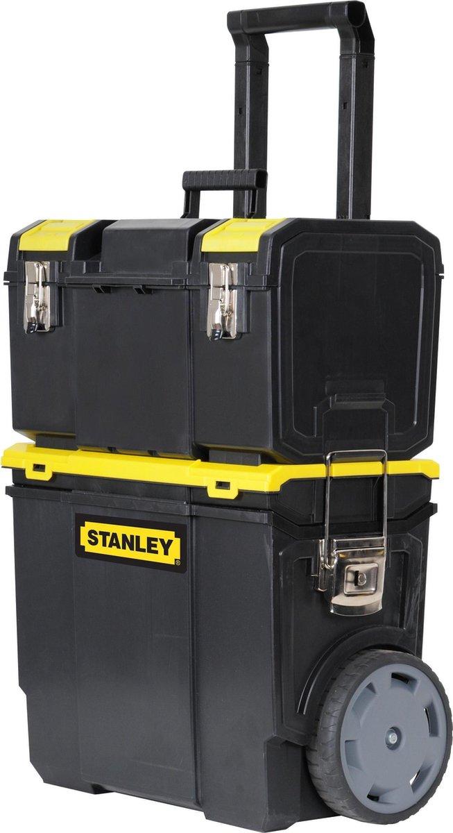 STANLEY 1-70-326 Mobile Work Center gereedschapswagen - 3 in 1 - moduleerbaar