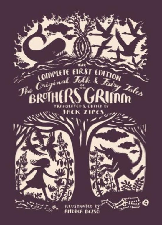 Boek cover The Original Folk and Fairy Tales of the Brothers Grimm van Jacob Grimm (Paperback)