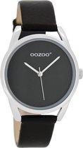 OOZOO Timepieces Zwart horloge JR294 (36 mm)