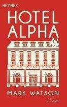Omslag Hotel Alpha