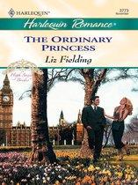 Omslag The Ordinary Princess