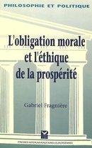 Obligation Morale Et Ethique