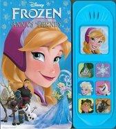 Boek cover Disney Frozen Little Sound Book van Publications International Ltd P
