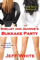 Shelley and Jeannie's Bukkake Party