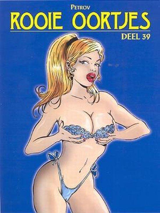 Cover van het boek 'Rooie Oortjes / 39. Petrov'