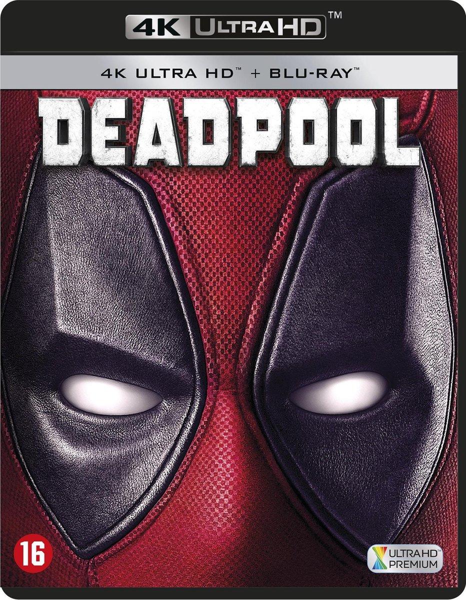 Deadpool (4K Ultra HD Blu-ray)-