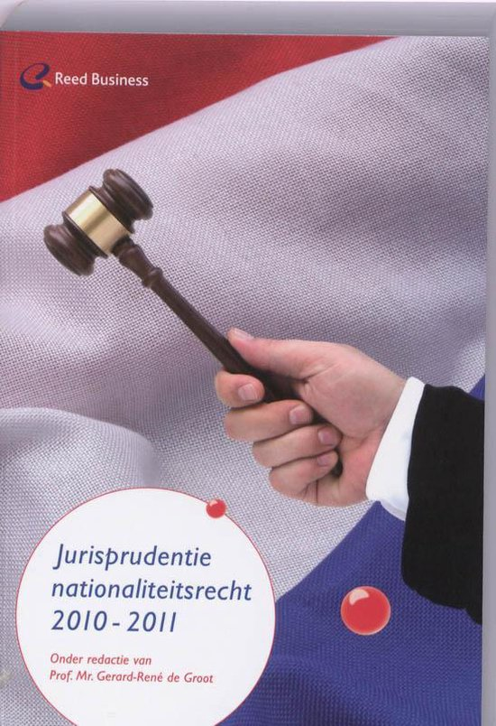 Jurisprudentie nationaliteitsrecht 2010-2011 - none |