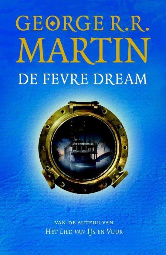 Boek cover De Fevre Dream van George R.R. Martin
