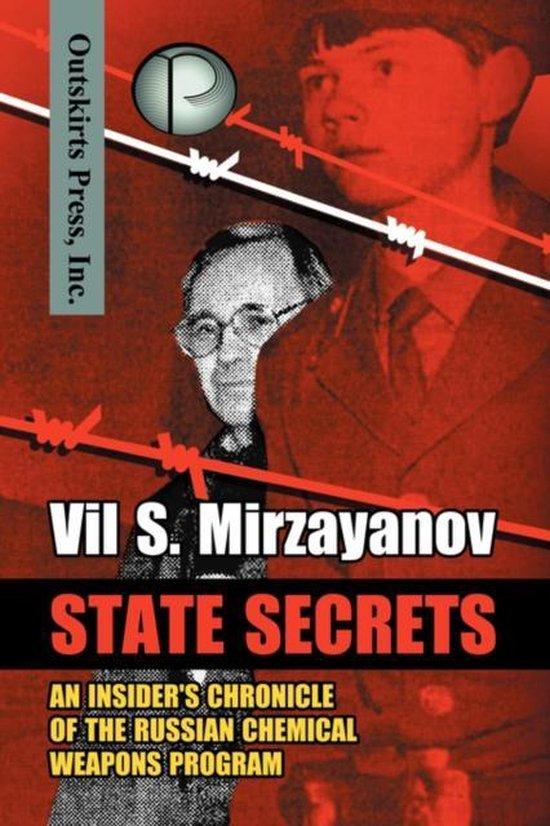 Boek cover State Secrets van Vil S Mirzayanov (Paperback)