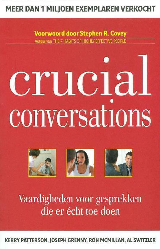Crucial Conversations - Kerry Patterson |