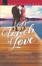 A Touch Of Love (The Grays of Los Angeles, Book 4)