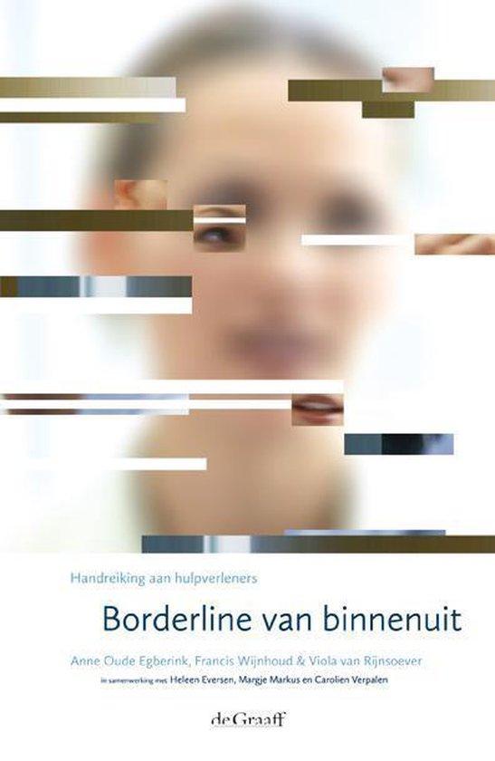 Borderline van binnenuit - Anne Oude Egberink | Readingchampions.org.uk