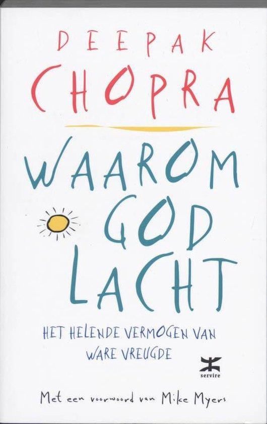 Waarom God lacht - Deepak Chopra  