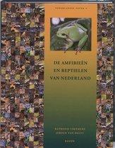 De amfibieen en reptielen van Nederland
