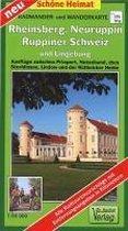 Rheinsberg, Neuruppin, Ruppiner Schweiz und Umgebung