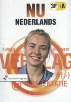 NU Nederlands mbo 3F Leerwerkboek (deel A en B)