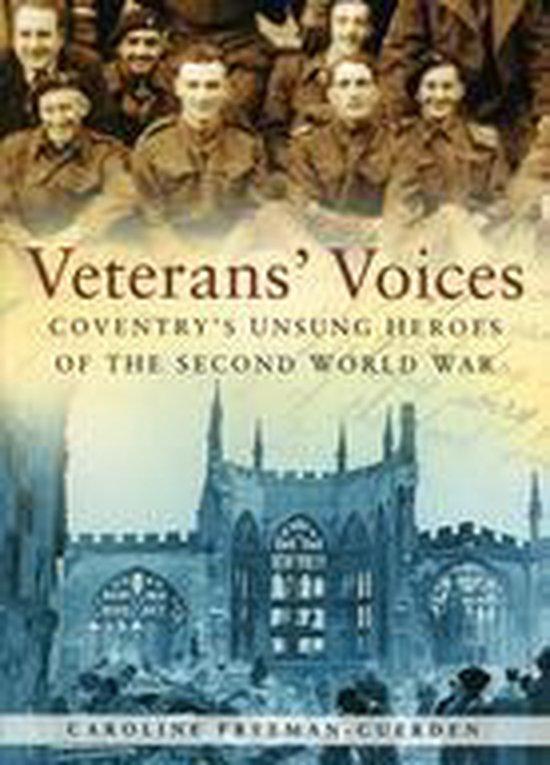 Omslag van Veterans' Voices