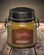 McCall's Candles Classic Jar Candle Royal Ginger