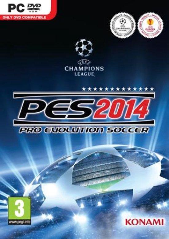 Pro Evolution Soccer 2014 – Windows
