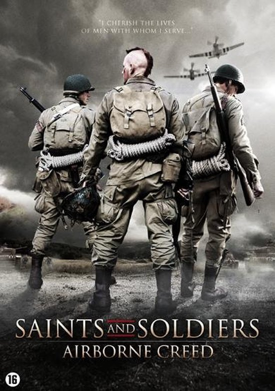 Cover van de film 'Saints & Soldiers - Airborne Creed'