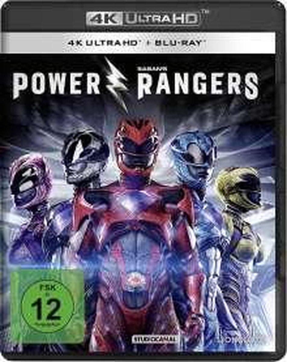 Power Rangers (2017) (Ultra HD Blu-ray & Blu-ray)-