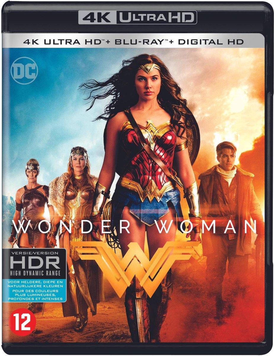 Wonder Woman (4K Ultra HD Blu-ray)