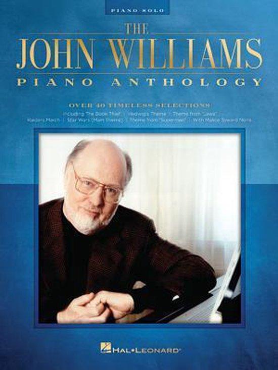Boek cover The John Williams Piano Anthology van John Williams (Paperback)