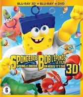 SpongeBob Movie - Spons Op Het Water (3D Blu-ray & 2D Blu-ray)