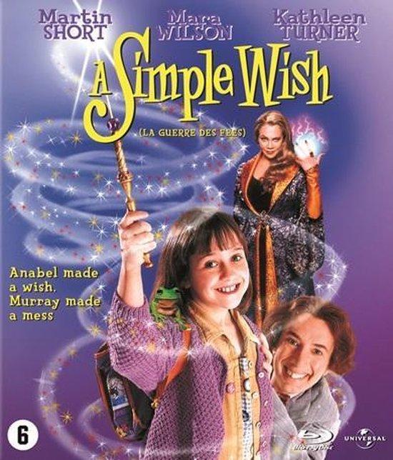 Cover van de film 'A Simple Wish'