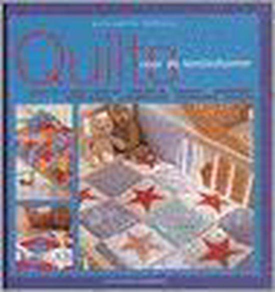 Quilts Voor In De Kinderkamer - Elizabeth Keevill |