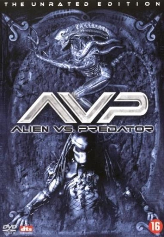 Cover van de film 'Alien vs. Predator'