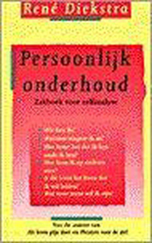 PERSOONLIJK ONDERHOUD - R. Diekstra pdf epub
