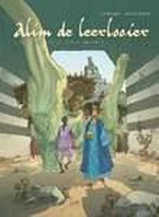 Alim de leerlooier hc03. het land van de bleke profeet - Virginie Augustin  