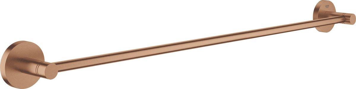GROHE Essentials handdoekhouder - 600 mm - Sunset Gold (mat brons)