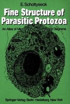 Fine Structure of Parasitic Protozoa
