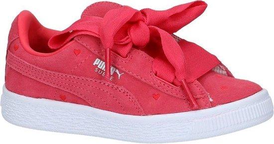 bol.com | Puma - 365136 - Lage sneakers - Meisjes - Maat 35 ...