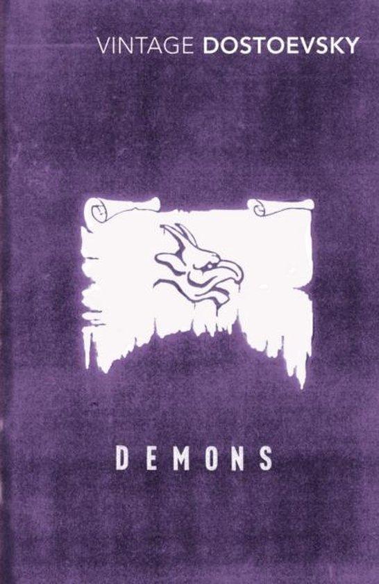Boek cover Demons van Fyodor Dostoevsky (Paperback)