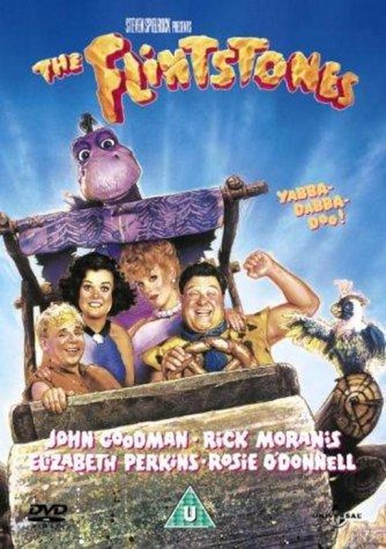 Cover van de film 'Flintstones'