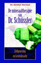 Boek cover De mineraaltherapie van Dr. Schussler van G. Harnisch