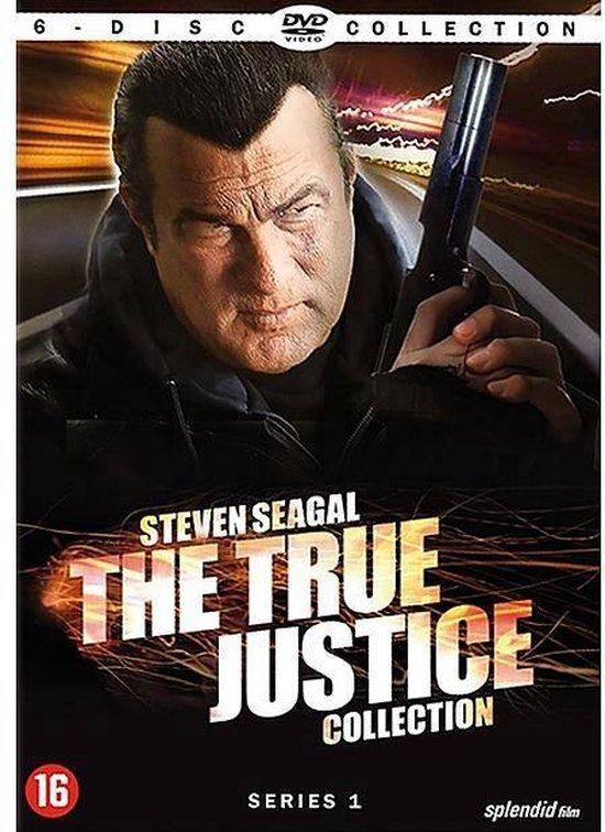 Cover van de film 'The True Justice Collection'