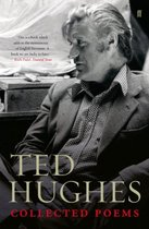 Boek cover Collected Poems of Ted Hughes van Ted Hughes